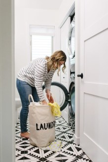 Impressive Bohemian Laundry Room Ideas To Inspire You 01