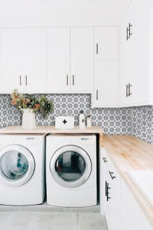 Impressive Bohemian Laundry Room Ideas To Inspire You 05