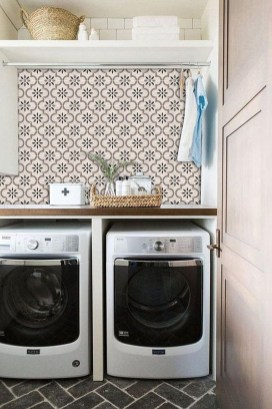 Impressive Bohemian Laundry Room Ideas To Inspire You 08