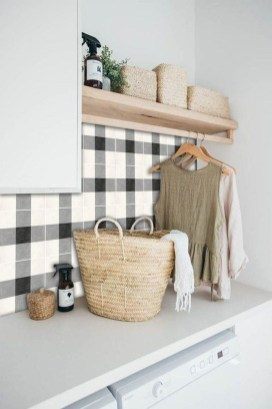 Impressive Bohemian Laundry Room Ideas To Inspire You 09