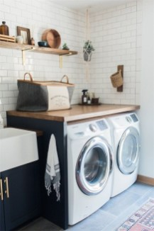 Impressive Bohemian Laundry Room Ideas To Inspire You 29
