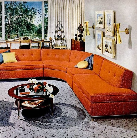 Incredible Mid Century Modern Living Room Decor Ideas 23