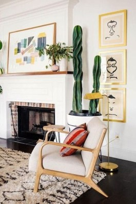 Incredible Mid Century Modern Living Room Decor Ideas 40