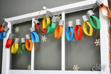 Lovely Homemade Christmas Decorations Ideas 09