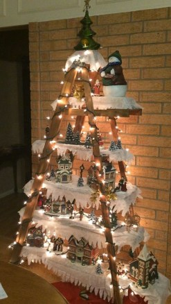Lovely Homemade Christmas Decorations Ideas 34