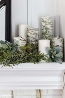 Lovely Traditional Christmas Decorations Ideas 30