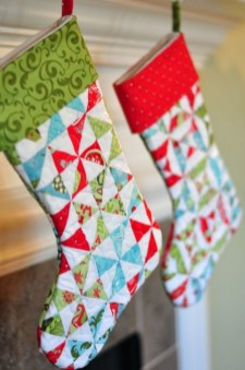 Perfect Christmas Stocking Decoration Ideas 20
