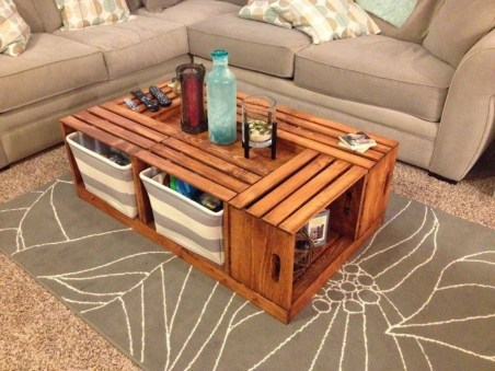 Perfect Coffee Tables Design Ideas 28