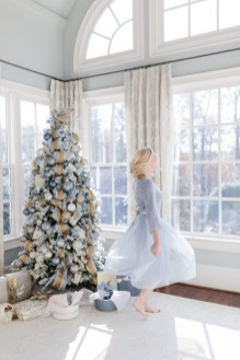 Stylish Decorated Christmas Trees 2018 Ideas 12