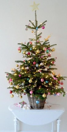 Stylish Decorated Christmas Trees 2018 Ideas 45