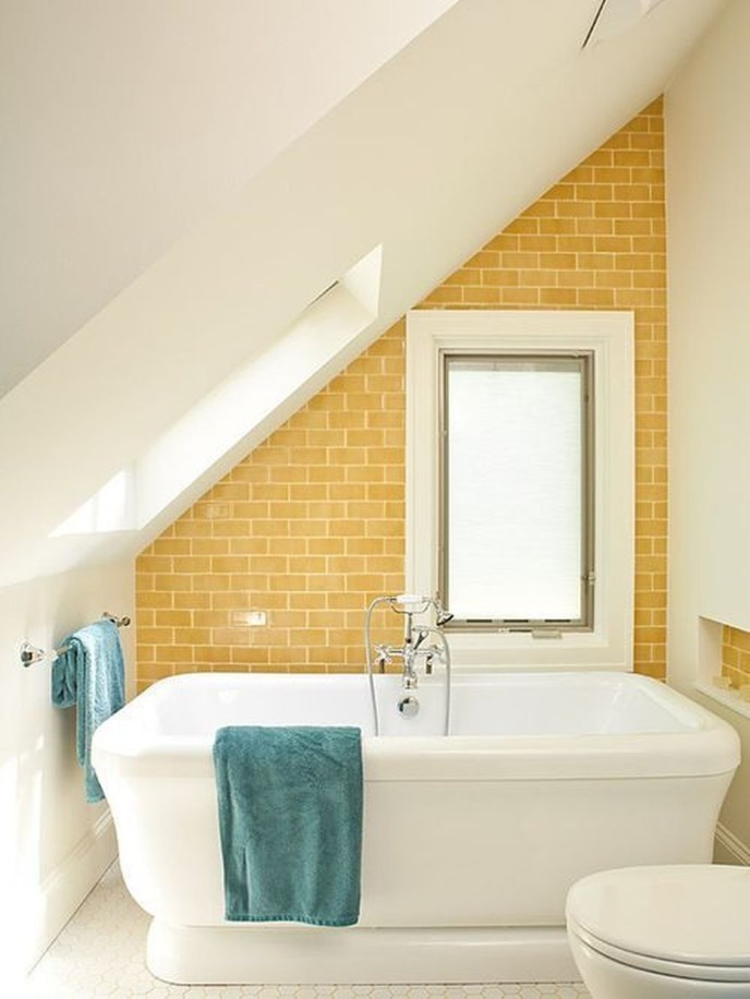 Wonderful Color Combination For Your Bathroom Design Ideas 04