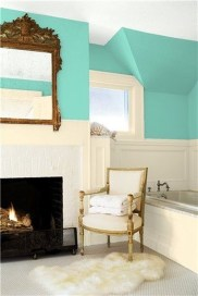 Wonderful Color Combination For Your Bathroom Design Ideas 17