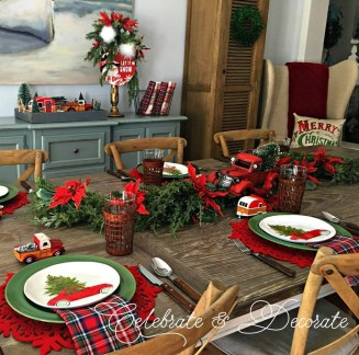 Wonderful Red Christmas Decoration Ideas 03