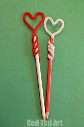 Affordable Diy Crafts Ideas For Valentine Day 17