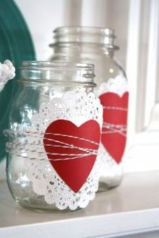 Affordable Diy Crafts Ideas For Valentine Day 24