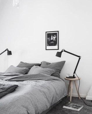Attractive Industrial Bedroom Design Ideas 06