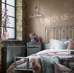 Attractive Industrial Bedroom Design Ideas 46
