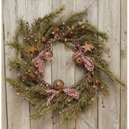 Awesome Christmas Wreath Decoration Ideas For Your Home 32