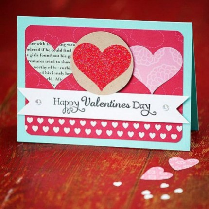 Awesome Diy Cards Design Ideas For Valentine Day 50