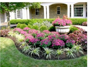 Beautiful Front Yard Landscaping Ideas 13