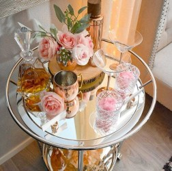 Charming Dining Room Decor Ideas For Valentines Day 18