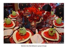 Cute Table Setting Ideas For Valentines Day 19