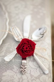Cute Table Setting Ideas For Valentines Day 45