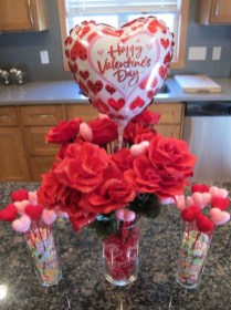 Cute Table Setting Ideas For Valentines Day 56
