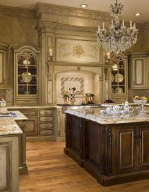 Delightful French Country Kitchen Design Ideas 01