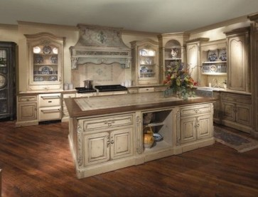 Delightful French Country Kitchen Design Ideas 12