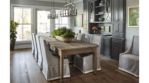 Fantastic Farmhouse Dining Room Design Ideas 42