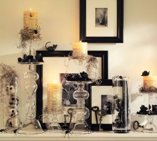 Fantastic Halloween Interior Design Ideas For Your Home 44
