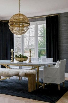 Fascinating Chandelier Lamp Design Ideas For Your Dining Room 07