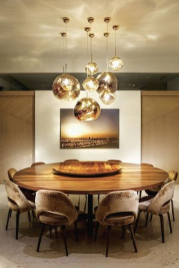 Fascinating Chandelier Lamp Design Ideas For Your Dining Room 09