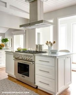 Modern Kitchen Island Decor Ideas 03