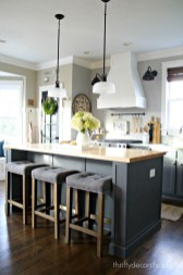 Modern Kitchen Island Decor Ideas 28