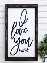 Wonderful Love Wood Sign Ideas For 2019 14
