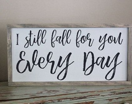 Wonderful Love Wood Sign Ideas For 2019 19