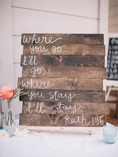 Wonderful Love Wood Sign Ideas For 2019 45