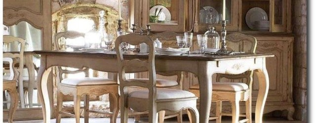Amazing French Country Dining Room Table Decor Ideas 52