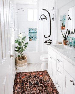 Awesome Bathroom Makeover Ideas On A Budget 21