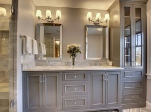 Awesome Master Bathroom Remodel Ideas On A Budget 03