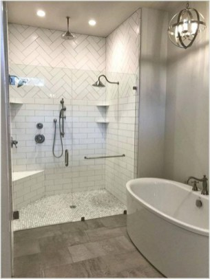 Awesome Master Bathroom Remodel Ideas On A Budget 06