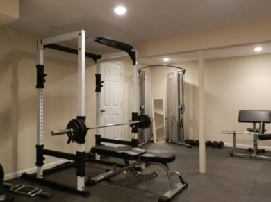 Cheap Home Gym Decorating Ideas For Small Space 12