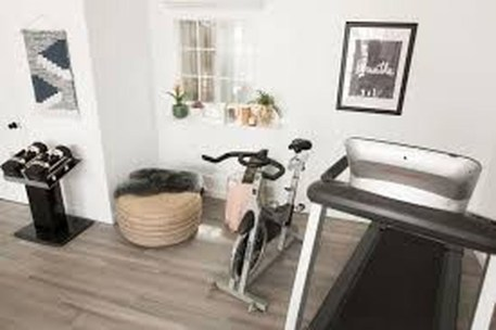 Cheap Home Gym Decorating Ideas For Small Space 40