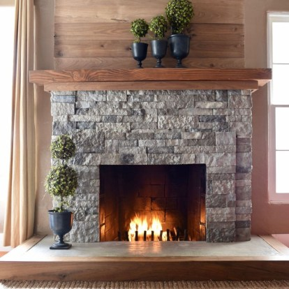 Impressive Fireplace Design Ideas 06