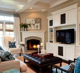 Impressive Fireplace Design Ideas 09