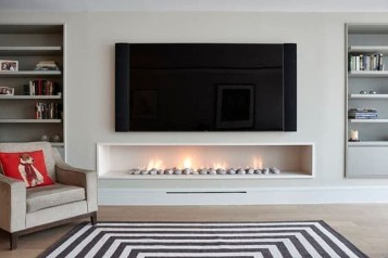 Impressive Fireplace Design Ideas 19