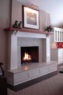 Impressive Fireplace Design Ideas 26