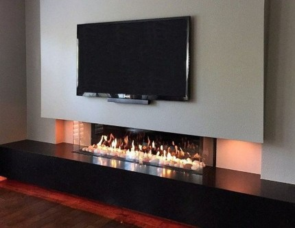 Impressive Fireplace Design Ideas 41